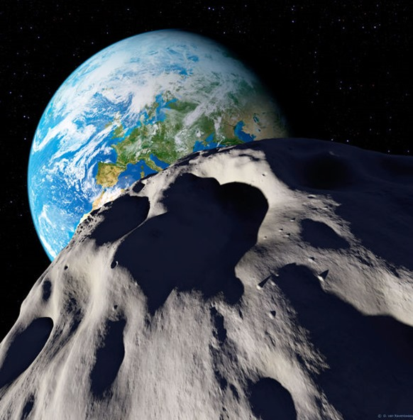 Asteroid-NASA